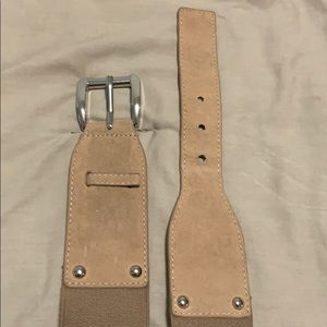 Tan Belt from Express